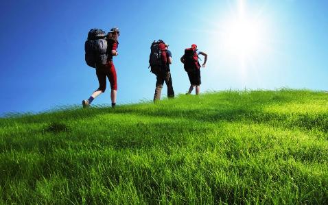 Extream Hiking and Viking