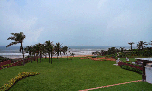 Gopalpur Sea Shore