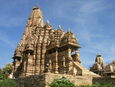 "Khajuraho - ""Explore its individuality"""