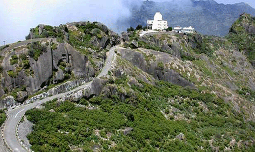 Aravali- the Line of Rocky Hills