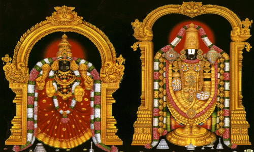 Devoted Tour of Tirupati Balaji
