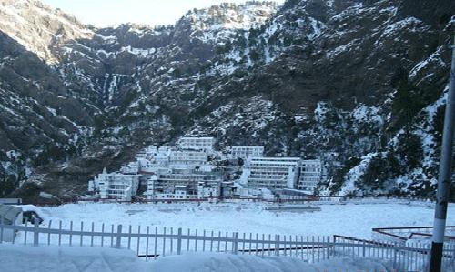 Spiritual Journey to Vaishno