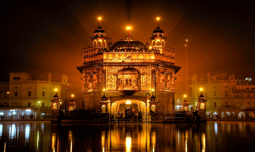 Privileged Trip of Golden Temple