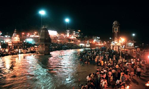 Haridwar Samudra Manthan