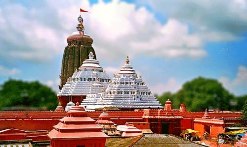Jagannath Puri - Divine and sacred