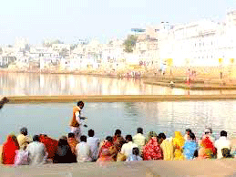 Devoted Tour of Holy Pushkar