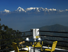 Cloud Nine in Kausani