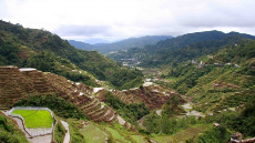 Fabulous alps of Banaue