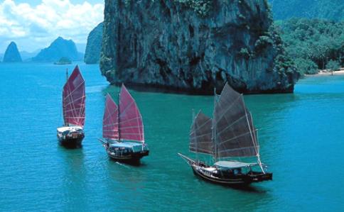 Touristic Thailand