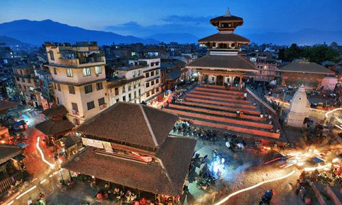 Touristic Nepal