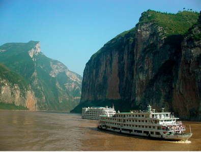 Larger than life experience in Yangtze Cruise